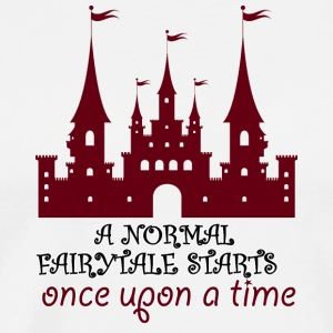 Fairytale: A Normal Fairytale Starts Once Upon A Tim