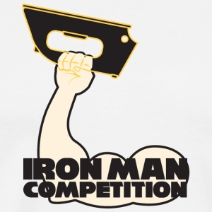 Iron Man Competition - Iron Man Competition - Men's Premium T-Shirt