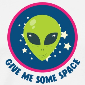 Alien / Area 51 / UFO: Give Me Somerspace - Men's Premium T-Shirt