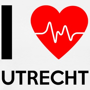 I Love Utrecht - I Love Utrecht - Men's Premium T-Shirt