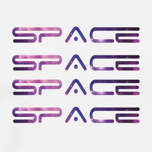 Spacespace - Männer Premium T-Shirt