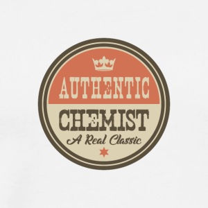 AUTHENTIC CHEMIST - CHEMIST - Premium-T-shirt herr