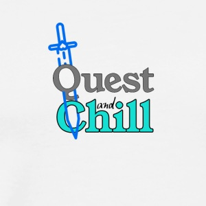 Quest and Chill - Men's Premium T-Shirt