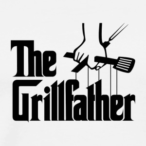 The Grill Far - Premium T-skjorte for menn