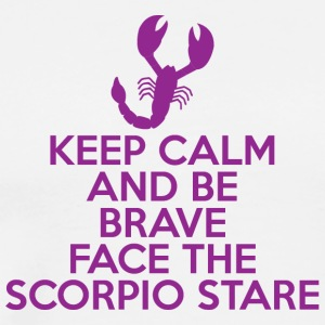 Star sign Scorpio / Zodiac Scorpio - Men's Premium T-Shirt