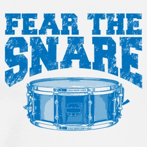 FEAR snare - Premium T-skjorte for menn
