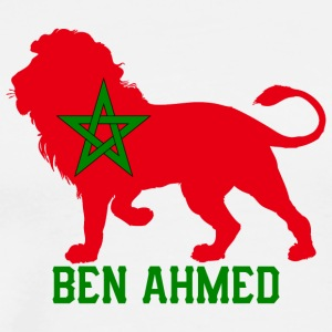 BEN AHMED - Men's Premium T-Shirt