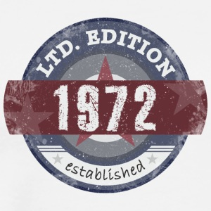LtdEdition 1972 - Men's Premium T-Shirt