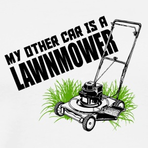 Lawnmower - Men's Premium T-Shirt
