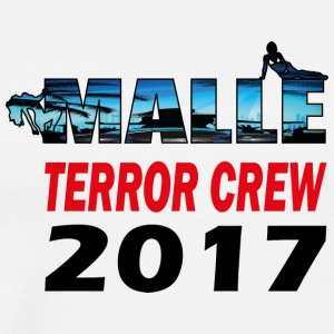 MALLE Terror crew 2017 other - Men's Premium T-Shirt