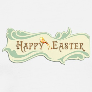 Happy Easter - Men's Premium T-Shirt