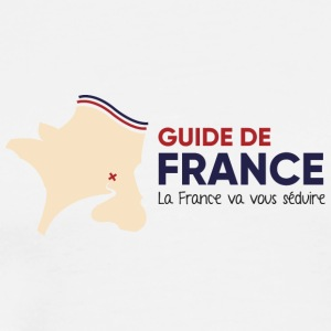 Guide de France - T-shirt Premium Homme