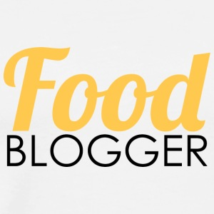 Food Blogger - Premium-T-shirt herr