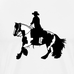 Tinker galop - T-shirt Premium Homme