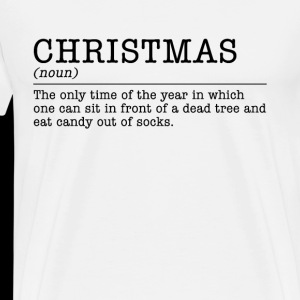 Christmas - Definition Funny Gift