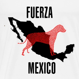 FORCE MEXICO - Men's Premium T-Shirt