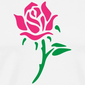 rose - Men's Premium T-Shirt