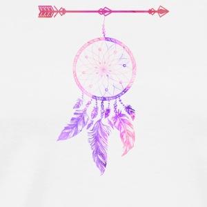 dream Catcher - Premium T-skjorte for menn
