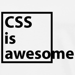 CSS is Awesome Gift Idea Nerd Funny Funny