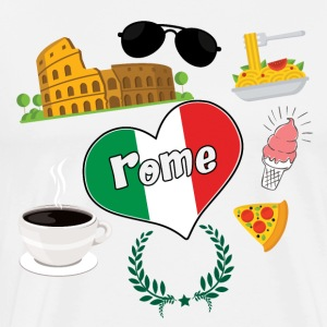I love Rome 2 - Men's Premium T-Shirt