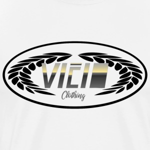 Vicio laurel wreath gold - Men's Premium T-Shirt