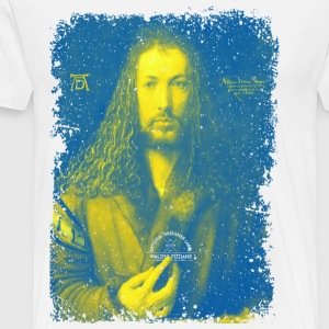 Duerer colored - Men's Premium T-Shirt
