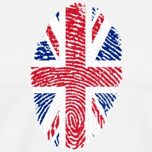 United Kingdom Id - Mannen Premium T-shirt