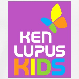 Know lupus kids - Men's Premium T-Shirt