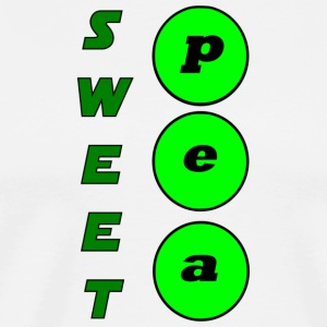 sweet pea - Men's Premium T-Shirt