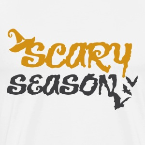 Scary Season Halloween Costume Costume - Men's Premium T-Shirt