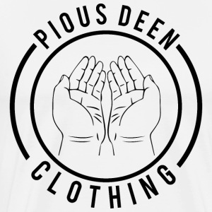 PiousDeenClothing - Men's Premium T-Shirt