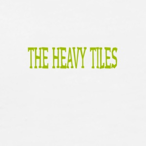 Heavy Tiles original logo collection - Men's Premium T-Shirt