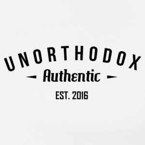 Unorthodox Authentic - Herre premium T-shirt