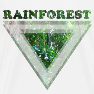 Rainforest - Männer Premium T-Shirt