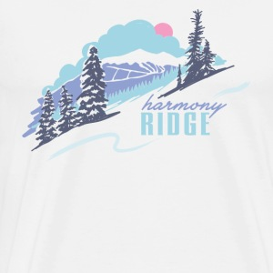 The Ridge - Camiseta premium hombre