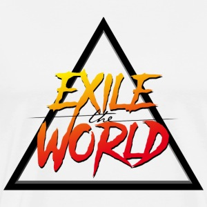 EXILE-the-world - Maglietta Premium da uomo