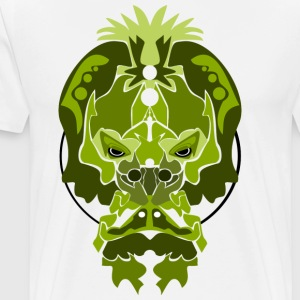Jade Monkey Demon - Men's Premium T-Shirt