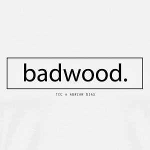 Badwood TCC Spring Collection - Herre premium T-shirt