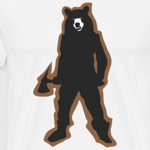 Killa Bear - Men's Premium T-Shirt