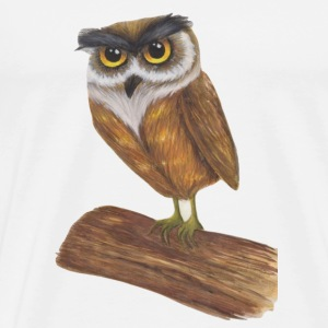 owls - Men's Premium T-Shirt