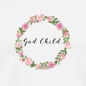 God Child T-shirt - Men's Premium T-Shirt