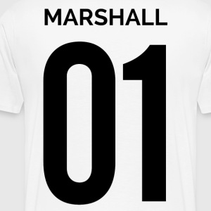 MARSHALL 01 - Men's Premium T-Shirt