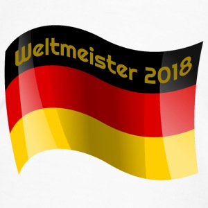 Germany flag 2018
