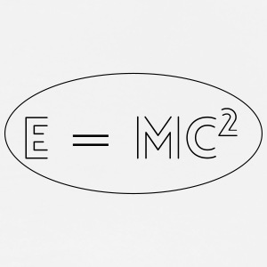 E = mc ^ 2 regalo di compleanno idea regalo di fisica