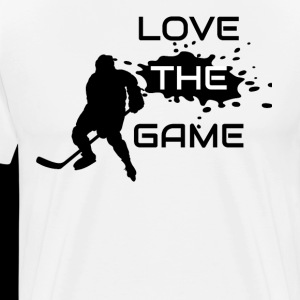 Ice Hockey Love The Game