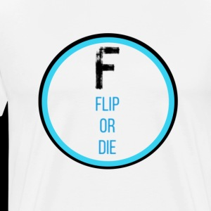 Flip or Die BLUE