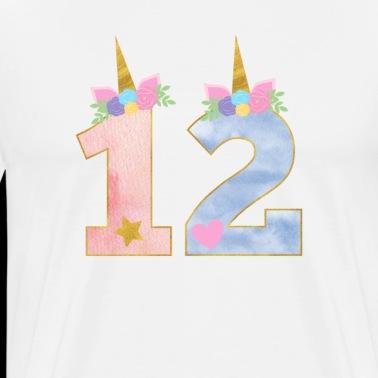 15 Anos Unicornio 15 Cumpleanos Regalo Nina Camiseta Premium Hombre