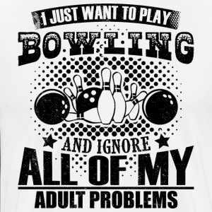 I just want to play bowling bowling - funny