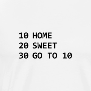 Home Sweet Go to 10