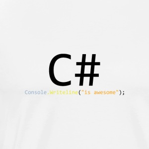 C # is awesome